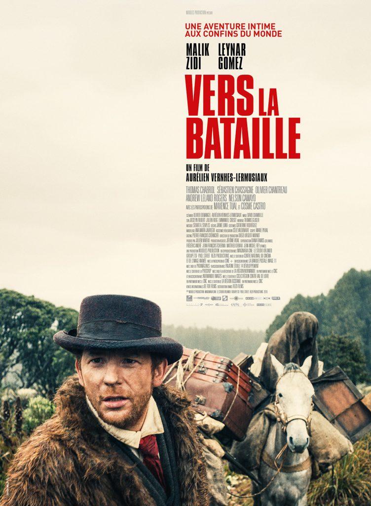 Affiche film vers la bataille