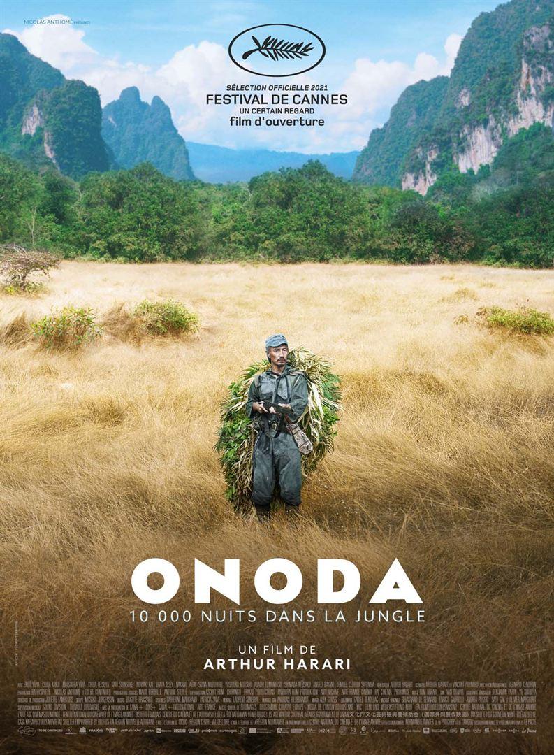 affiche film onoda